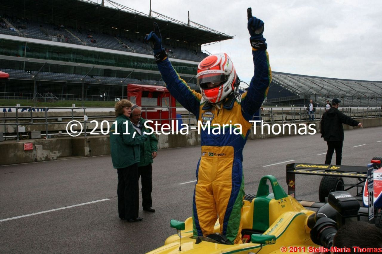 2011 British F3 International Series, Round 22 – Race Results