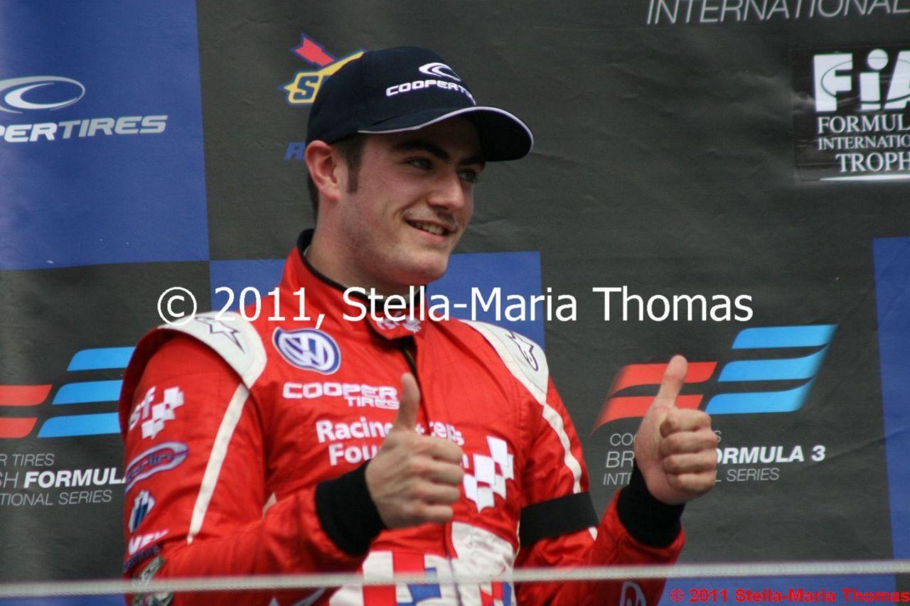 2011 British F3 International Series, Round 24 – QualifyingTimes