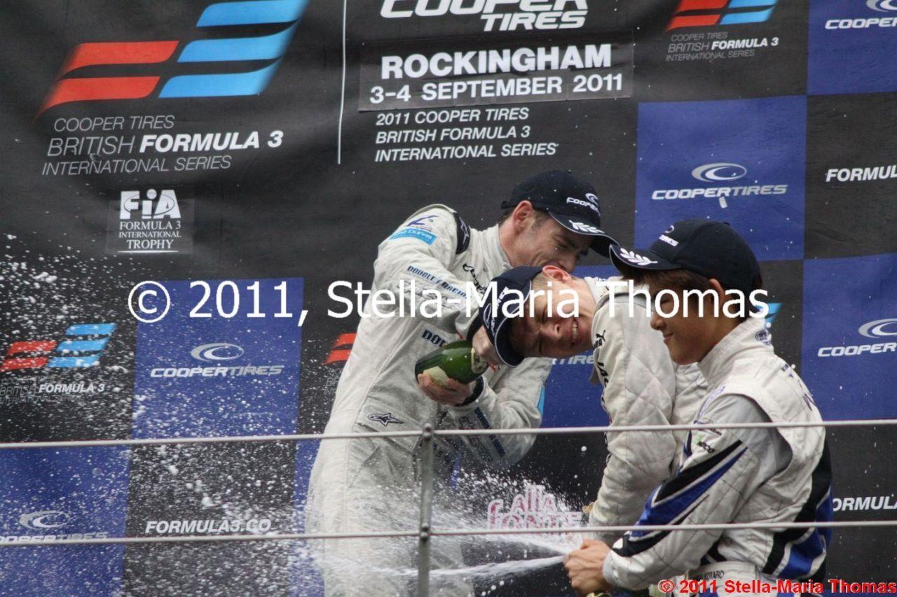 2011 British F3 International Series, Round 22 – RaceReport