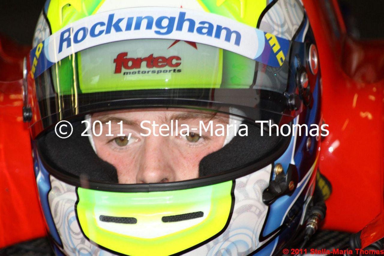 2011 British F3 International Series, Round 22 – QualifyingTimes