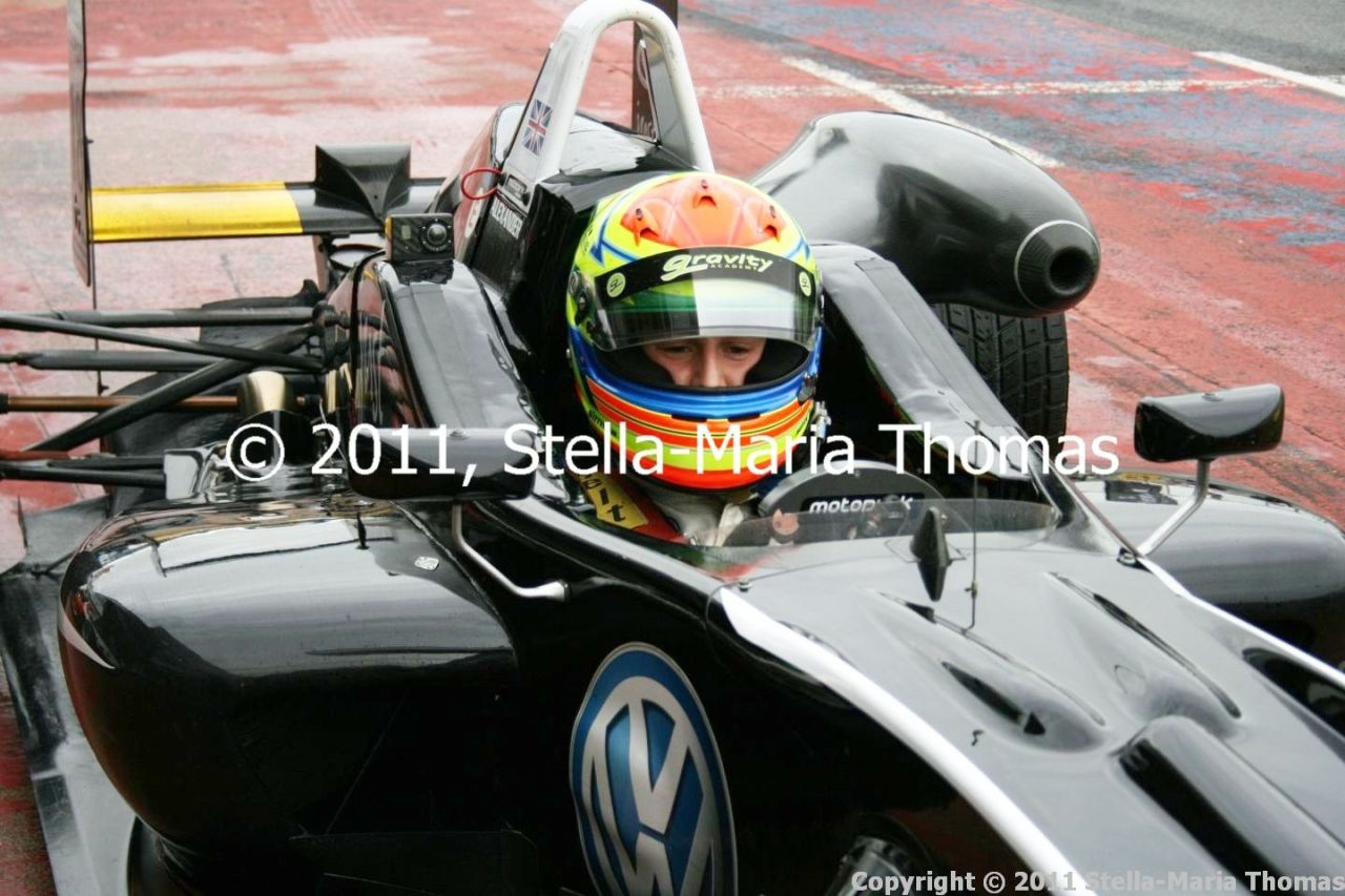 2011 Cooper Tires British F3 International Series Rounds 28-30 – Qualifying Report
