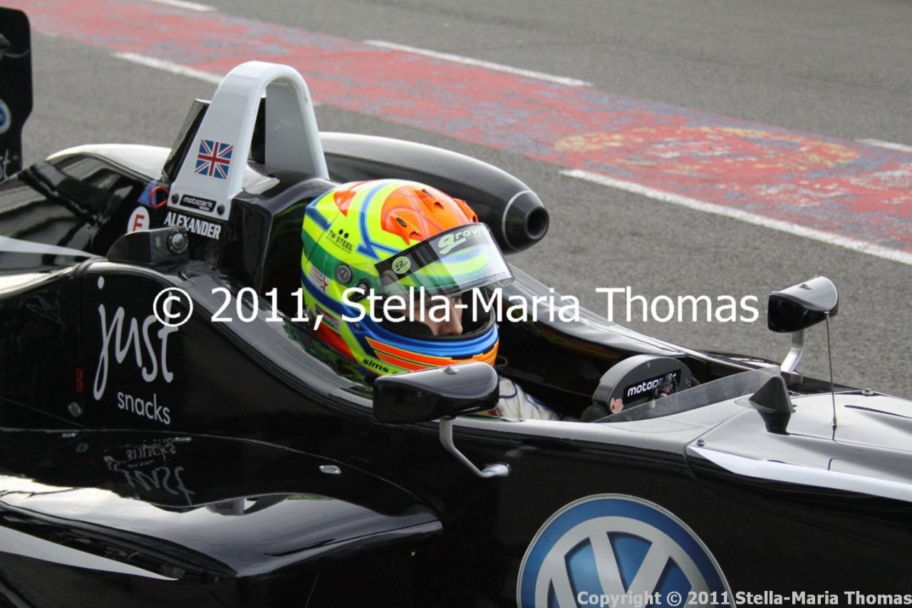 2011 Cooper Tires British F3 International Series Round 29 – Race Results