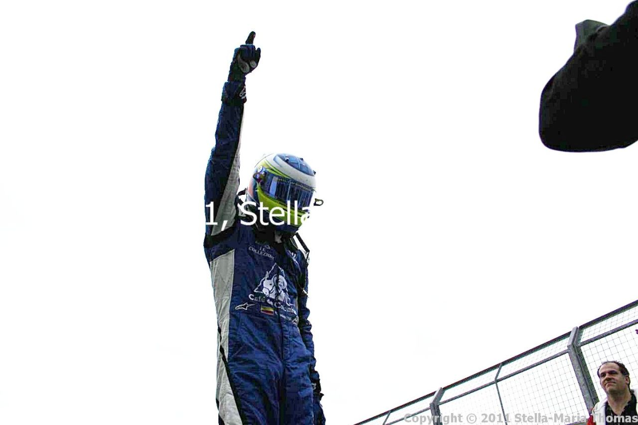 2011 Cooper Tires British F3 International Series Round 30 – Race Report