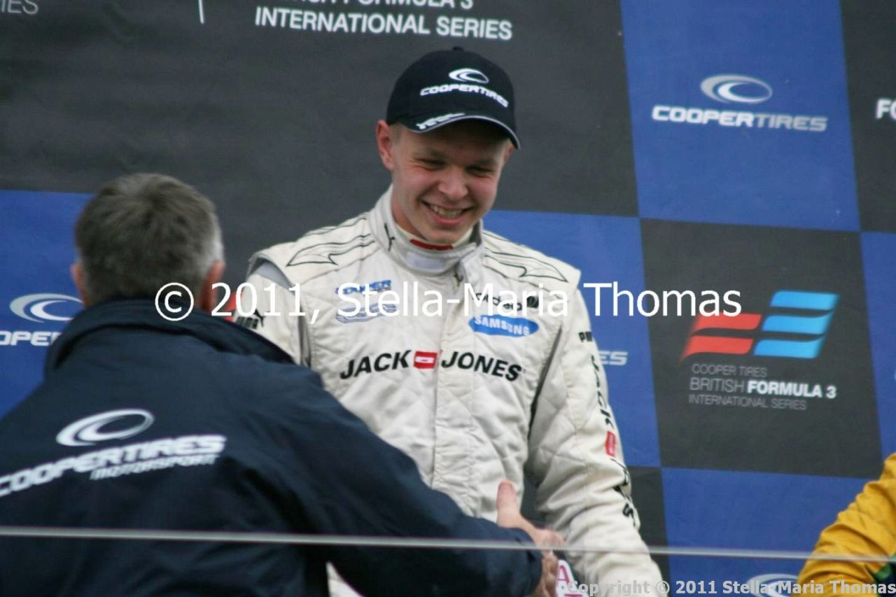 2011 Cooper Tires British F3 International Series Round 28 – Race Report