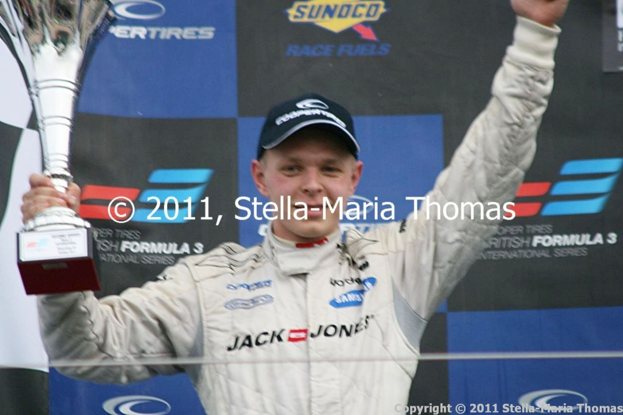 2011 Cooper Tires British F3 International Series – Points After Round 30
