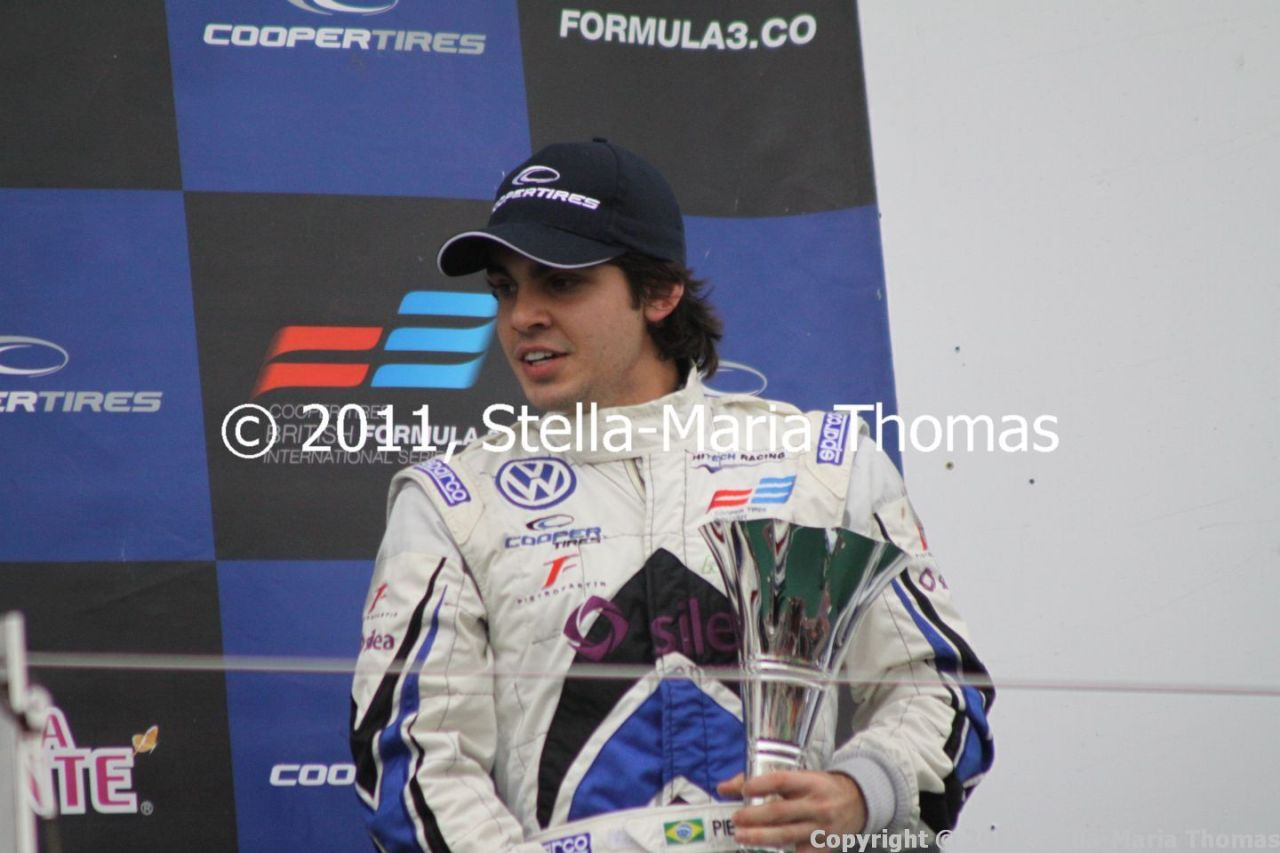 2011 Cooper Tires British F3 International Series Round 29 – Grid