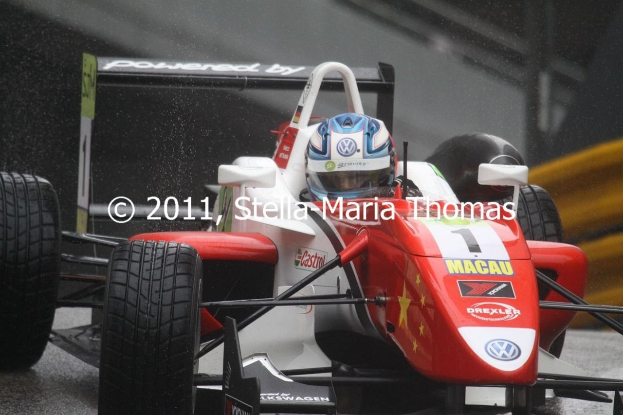 2011 Macau Grand Prix – Second QualifyingReport