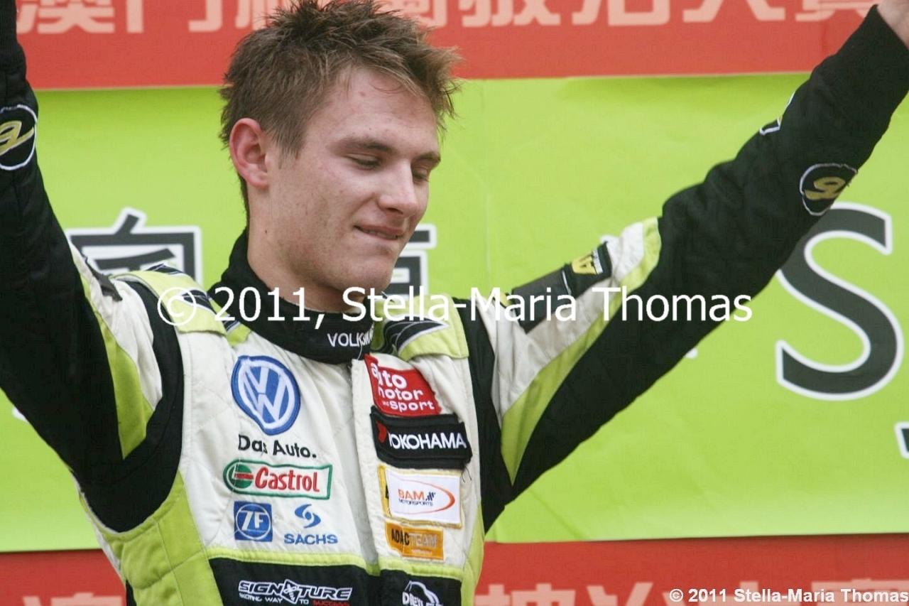2011 Macau Grand Prix – Qualifying RaceResults
