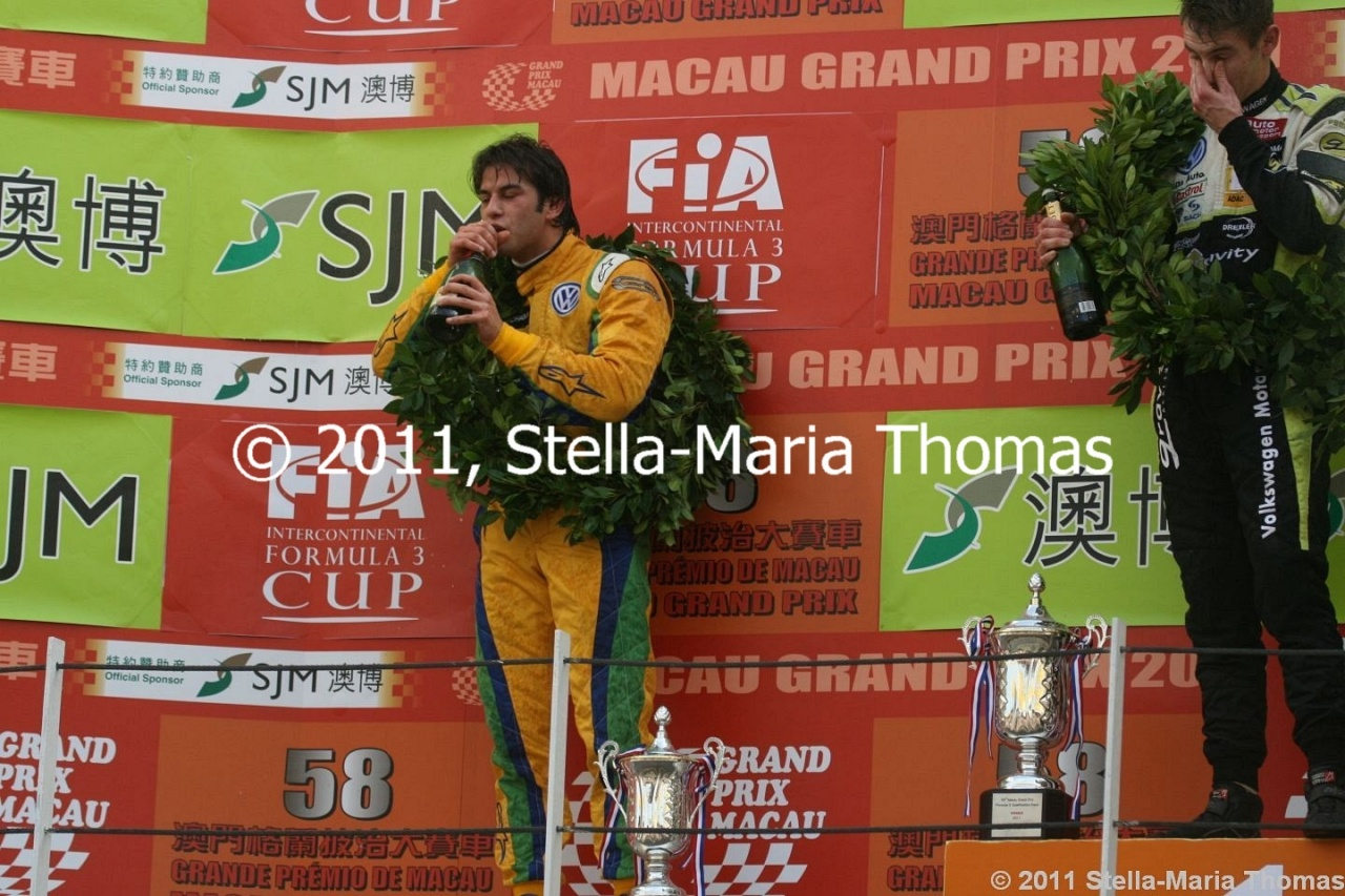 2011 Macau Grand Prix – Qualifying RaceReport