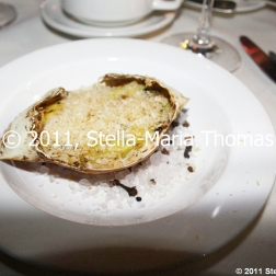 prizegiving-dinner---baked-portuguese-style-crab-shell-004_6393556603_o