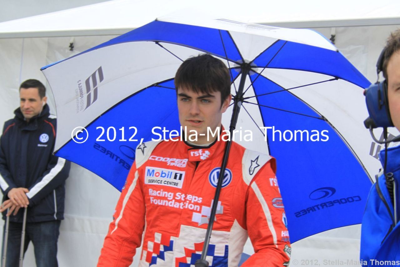 2012 Cooper Tires British F3 International Series Round 3, Qualifying Times