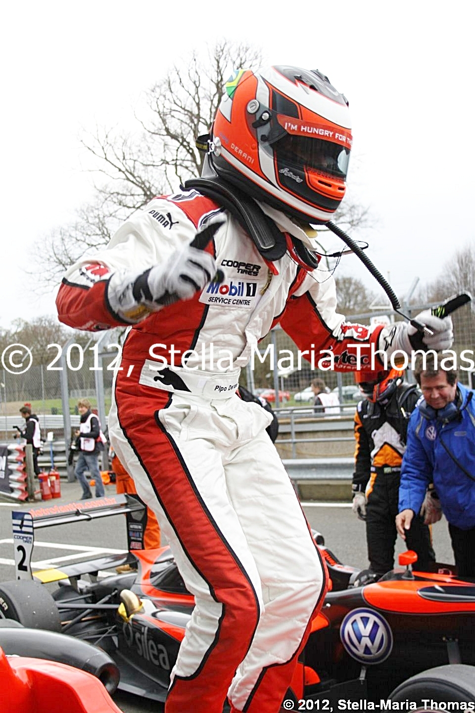 2012 Cooper Tires British F3 International Series  Round 2, Race Results