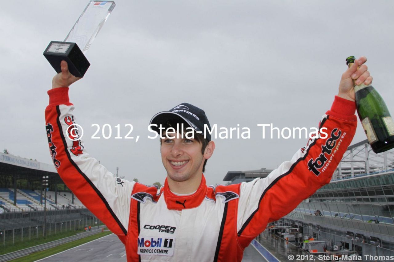 2012 Cooper Tires British F3 International Series  Round 5, Race Results