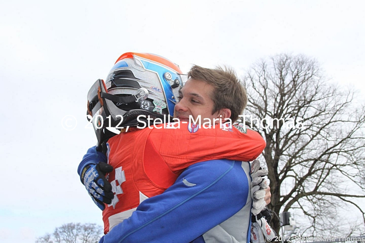 2012 Cooper Tires British F3 International Series  Round 1, Race Report