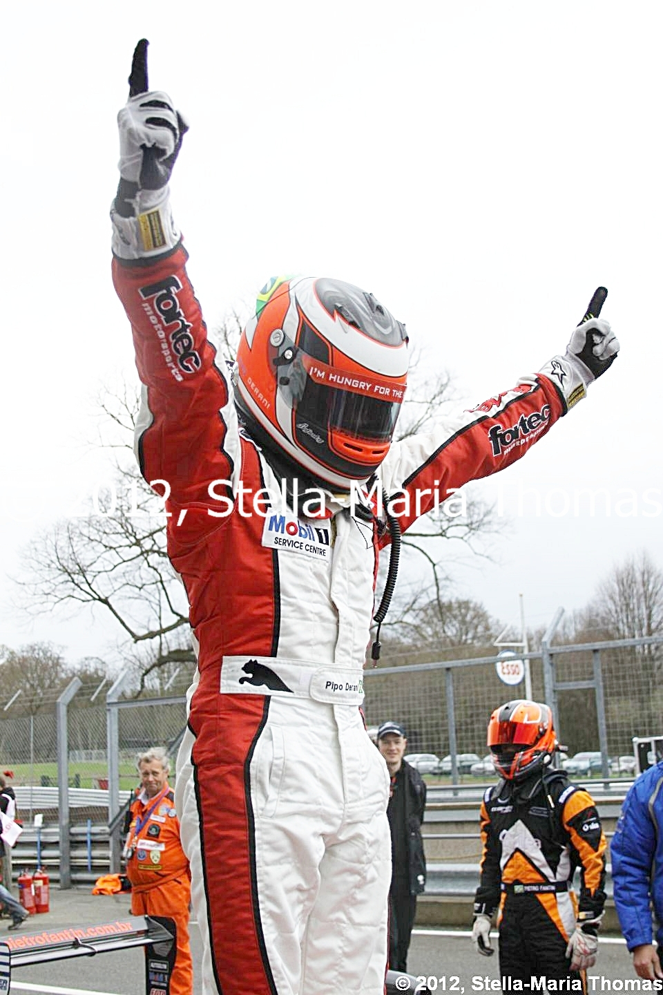 2012 Cooper Tires British F3 International Series  Round 2, Race Report