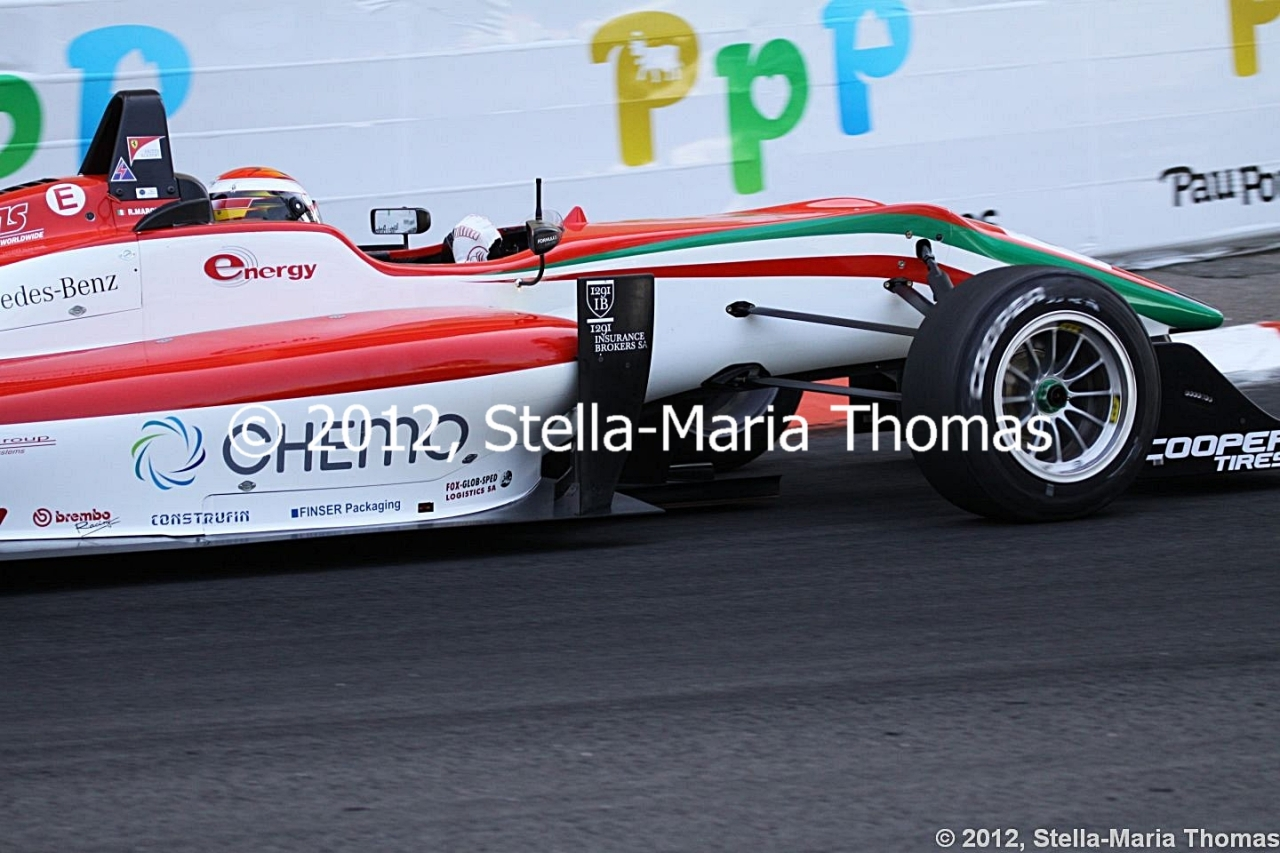 2012 British F3 International Series Rounds 7-8, QualifyingReport