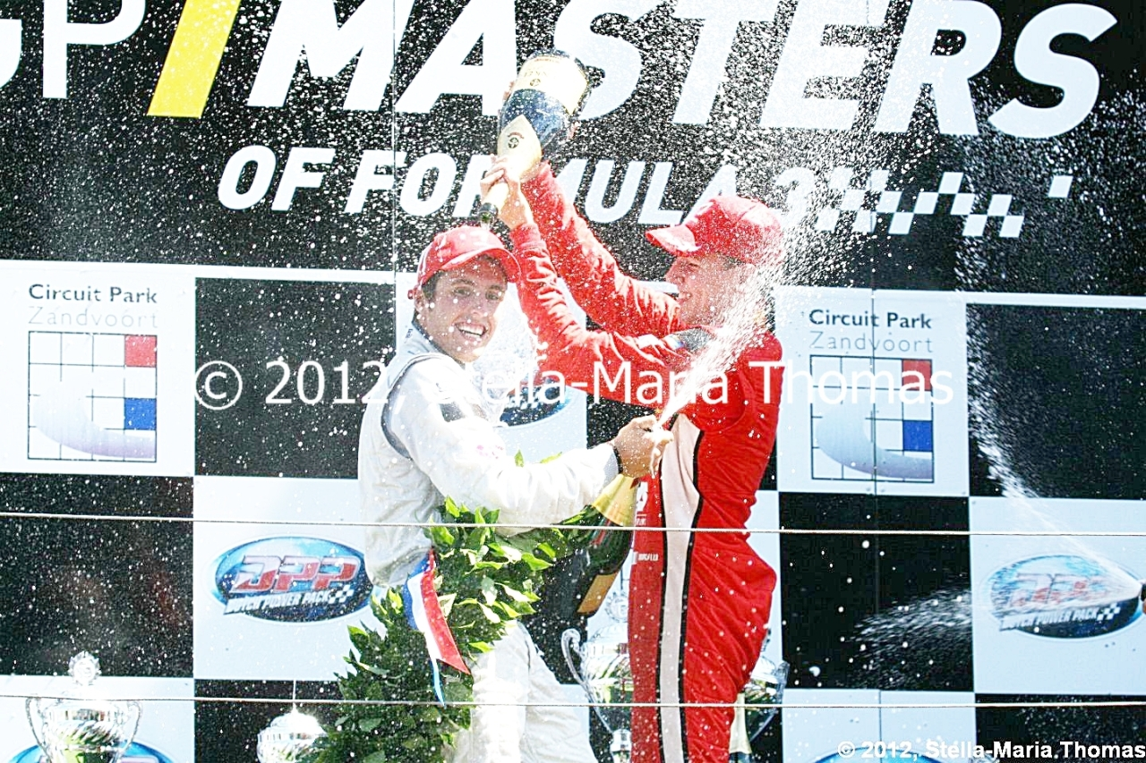 2012 RTL GP Masters of Formula 3 – Race Results
