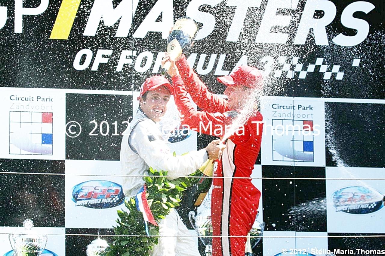 2012 RTL GP Masters of Formula 3 – RaceResults