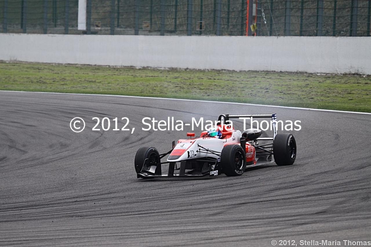 2012 British F3 International Series Round 18, QualifyingTimes
