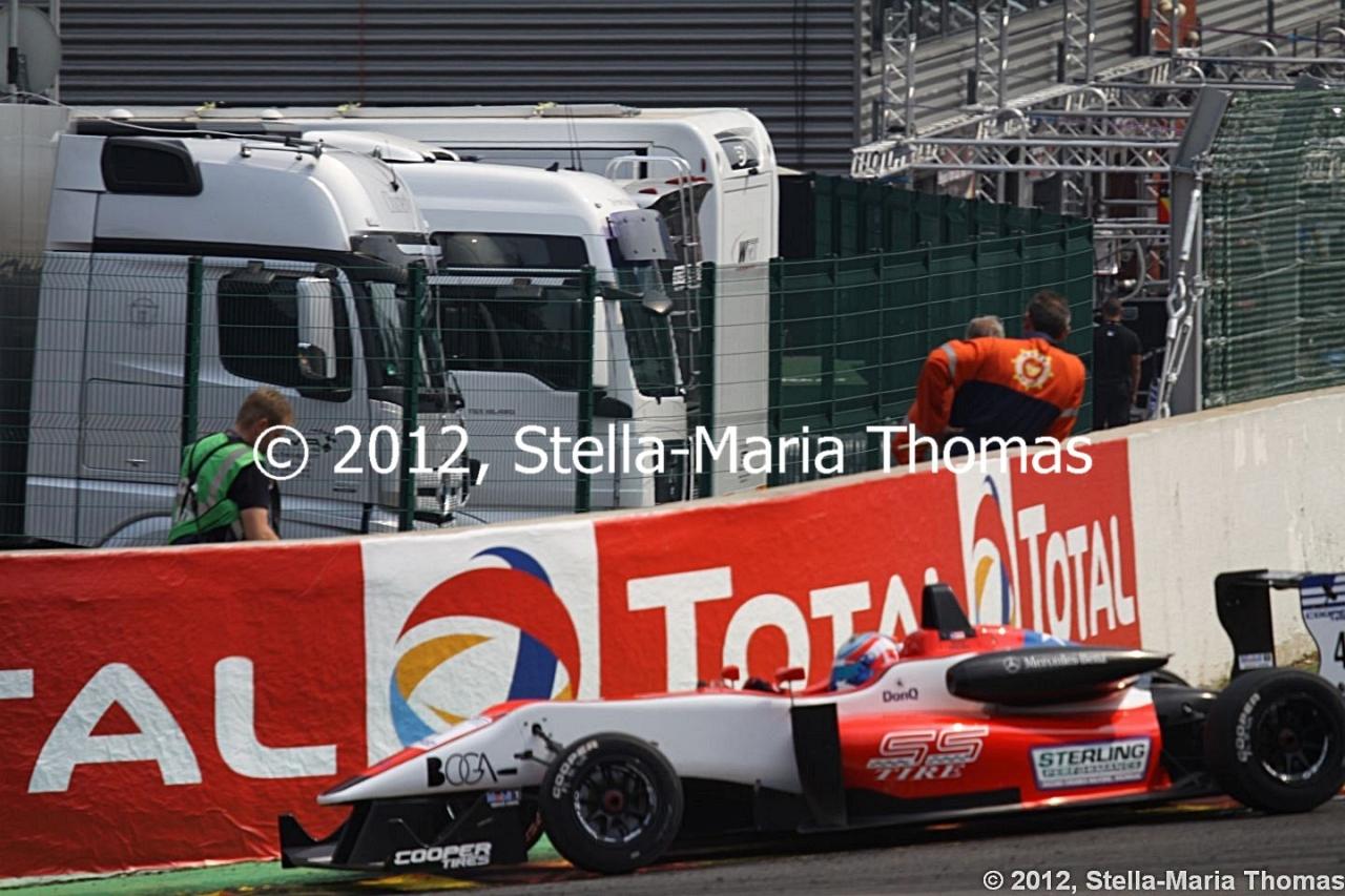 2012 British F3 International Series Round 20, QualifyingTimes