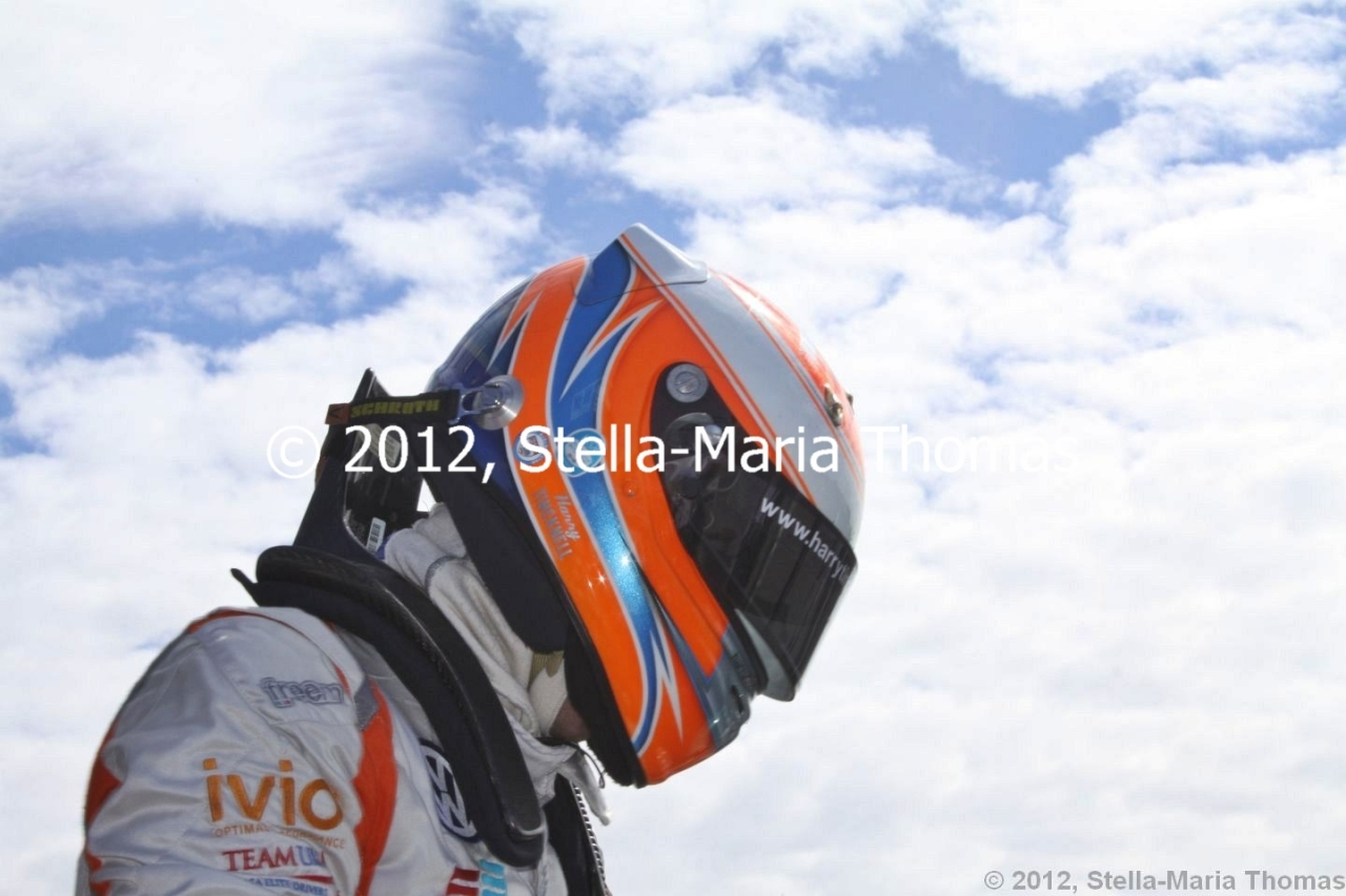 2012 British F3 International Series Round 22, Race Report