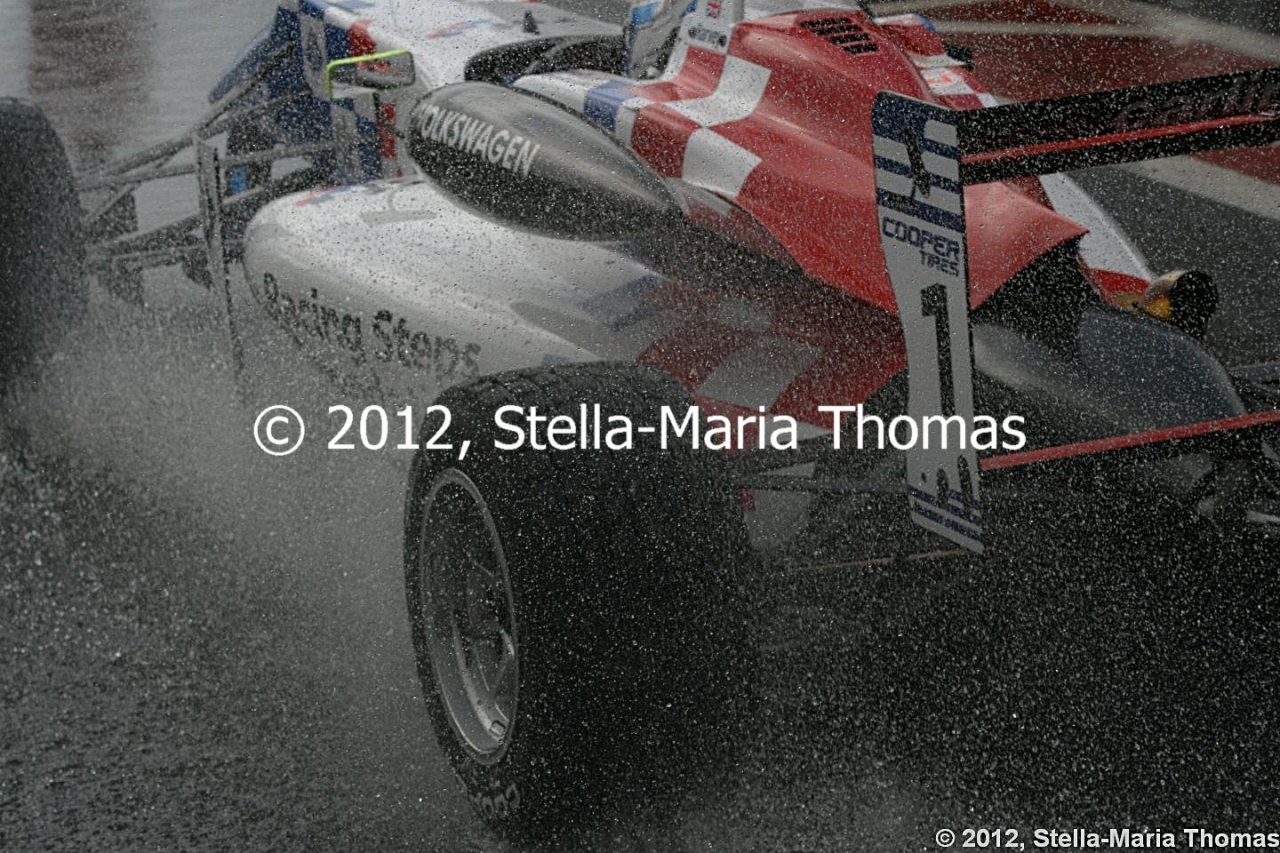 2012 British F3 International Series Round 21, Race Report