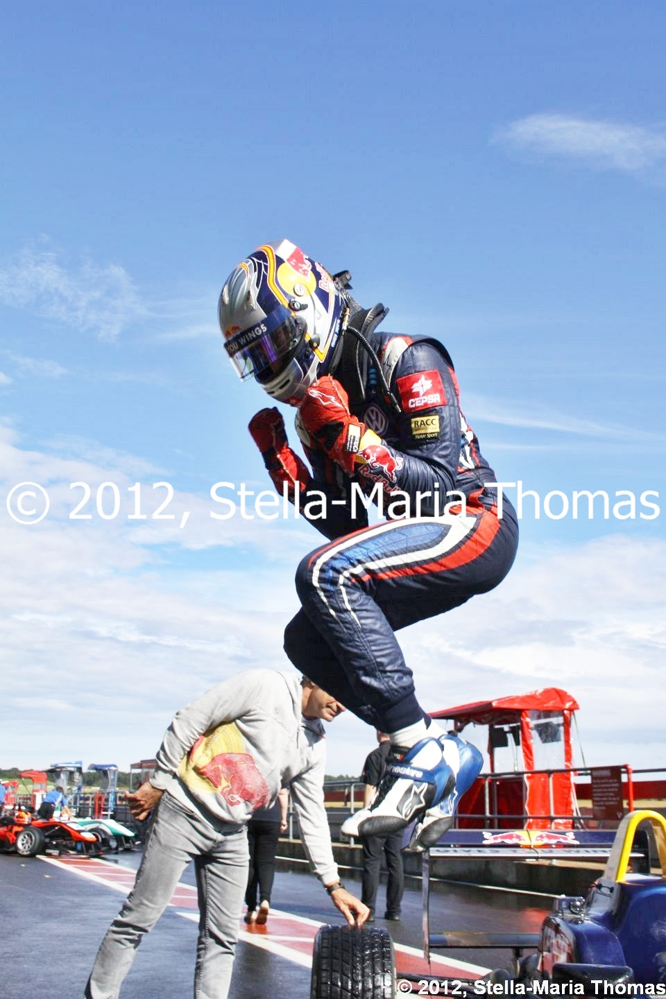 2012 British F3 International Series Round 23, Race Report