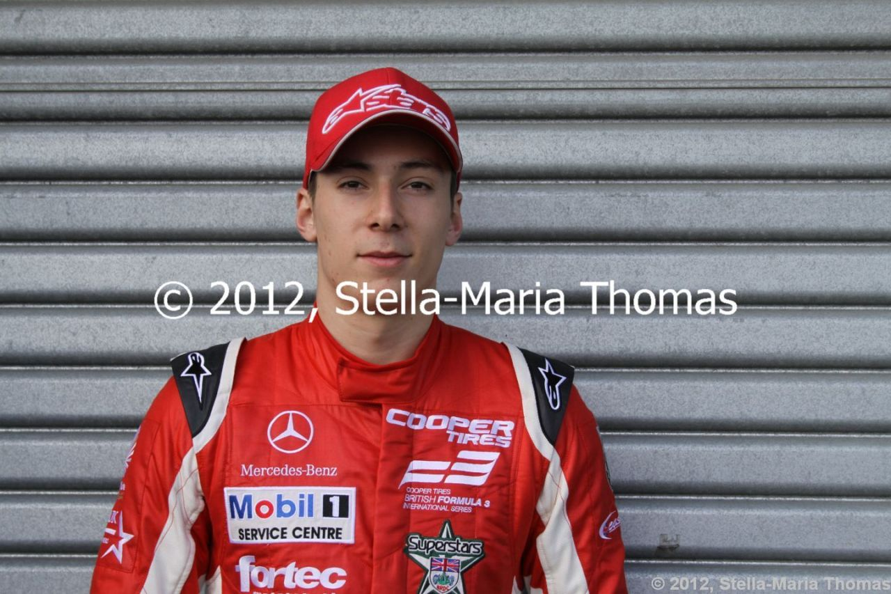 2012 British F3 International Series Round 24, Race Report