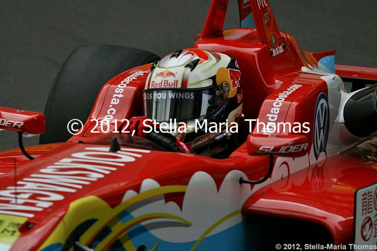 2012 SJM Formula 3 59th Macau Grand Prix – First Qualifying Report