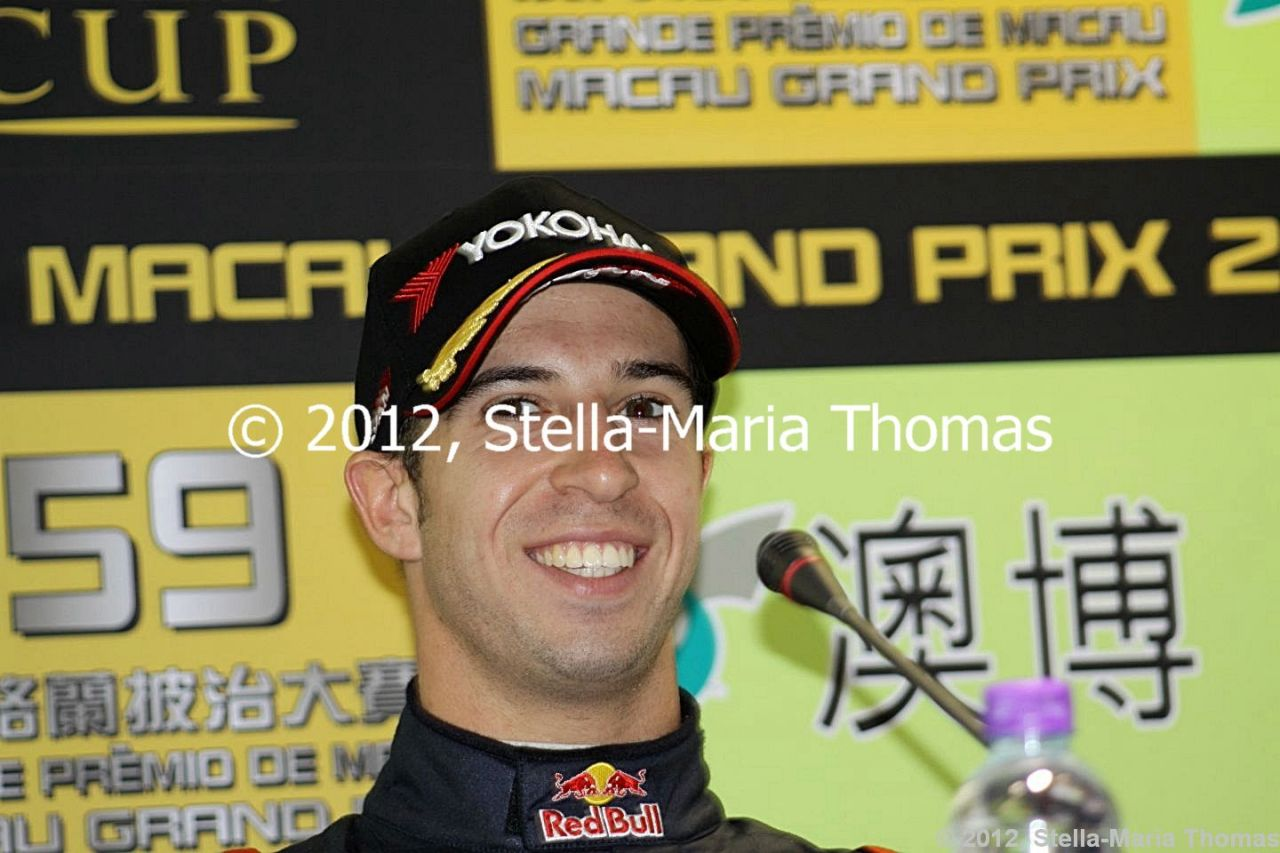 2012 SJM Formula 3 59th Macau Grand Prix –  Qualifying Race Report