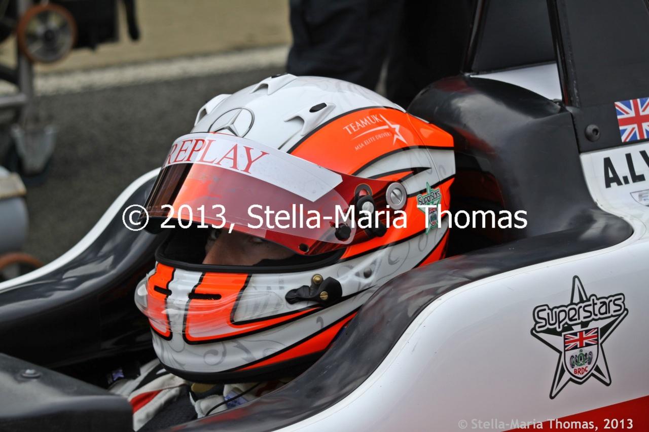 2013 FIA Formula 3 European Championship, Round 5 –Grid