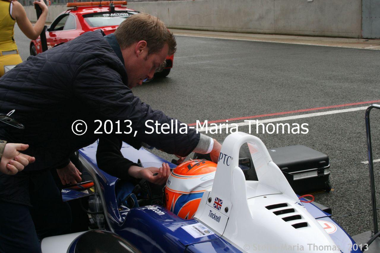 2013 FIA F3 European Championship, Round 4 – RaceReport