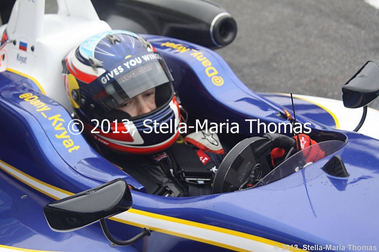2013 FIA Formula 3 European Championship Round 9 –Grid