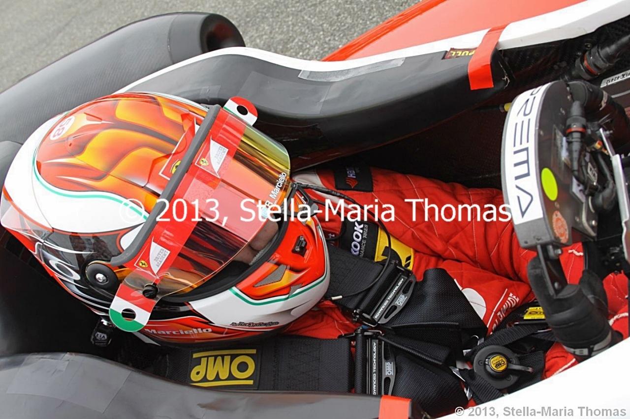 2013 FIA Formula 3 European Championship Round 7 – RaceResults