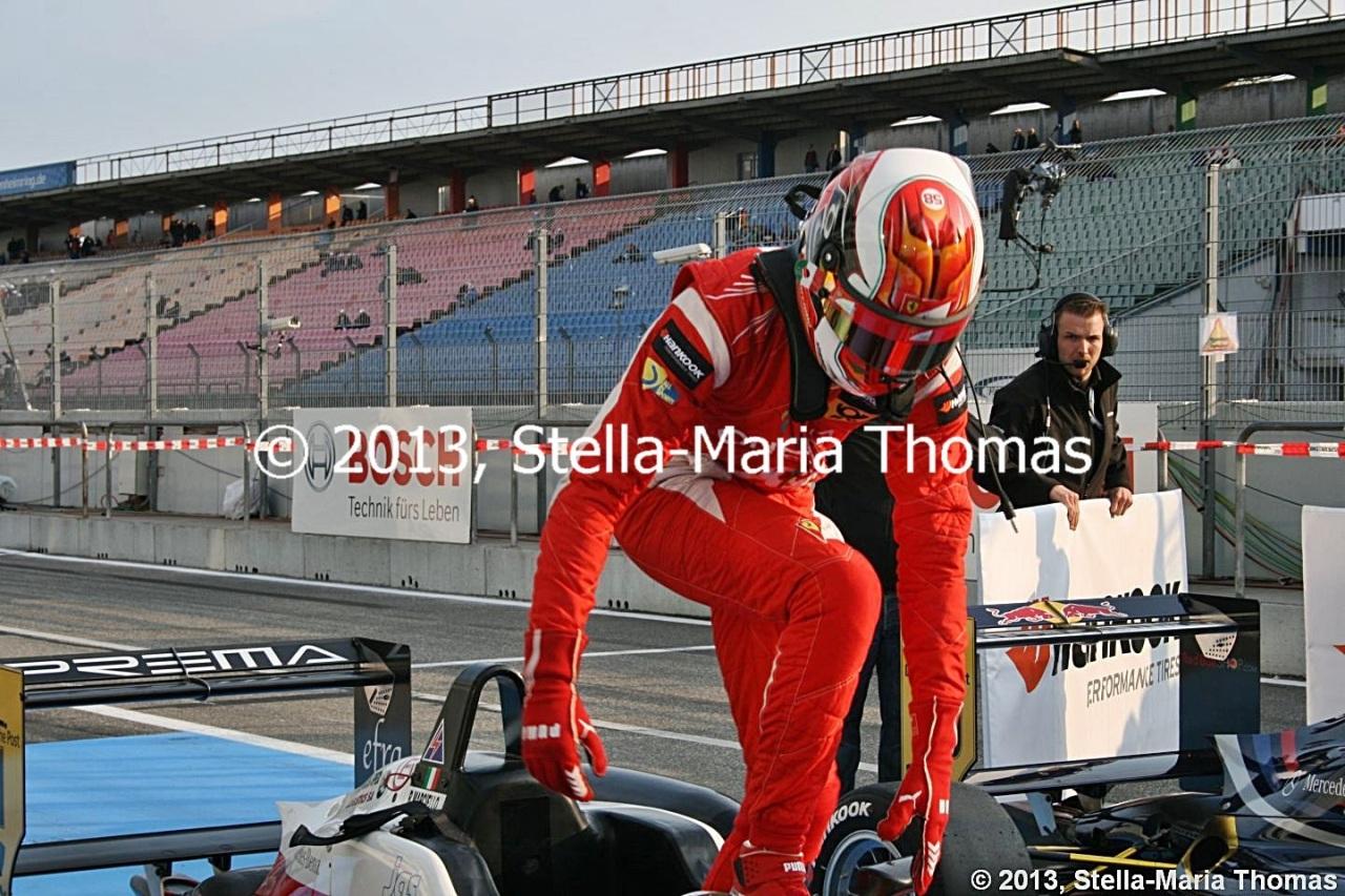 2013 FIA F3 European Championship Round 7 – RaceReport