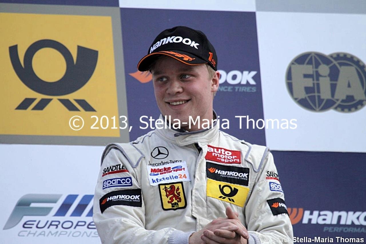 2013 FIA F3 European Championship Round 9 – RaceReport
