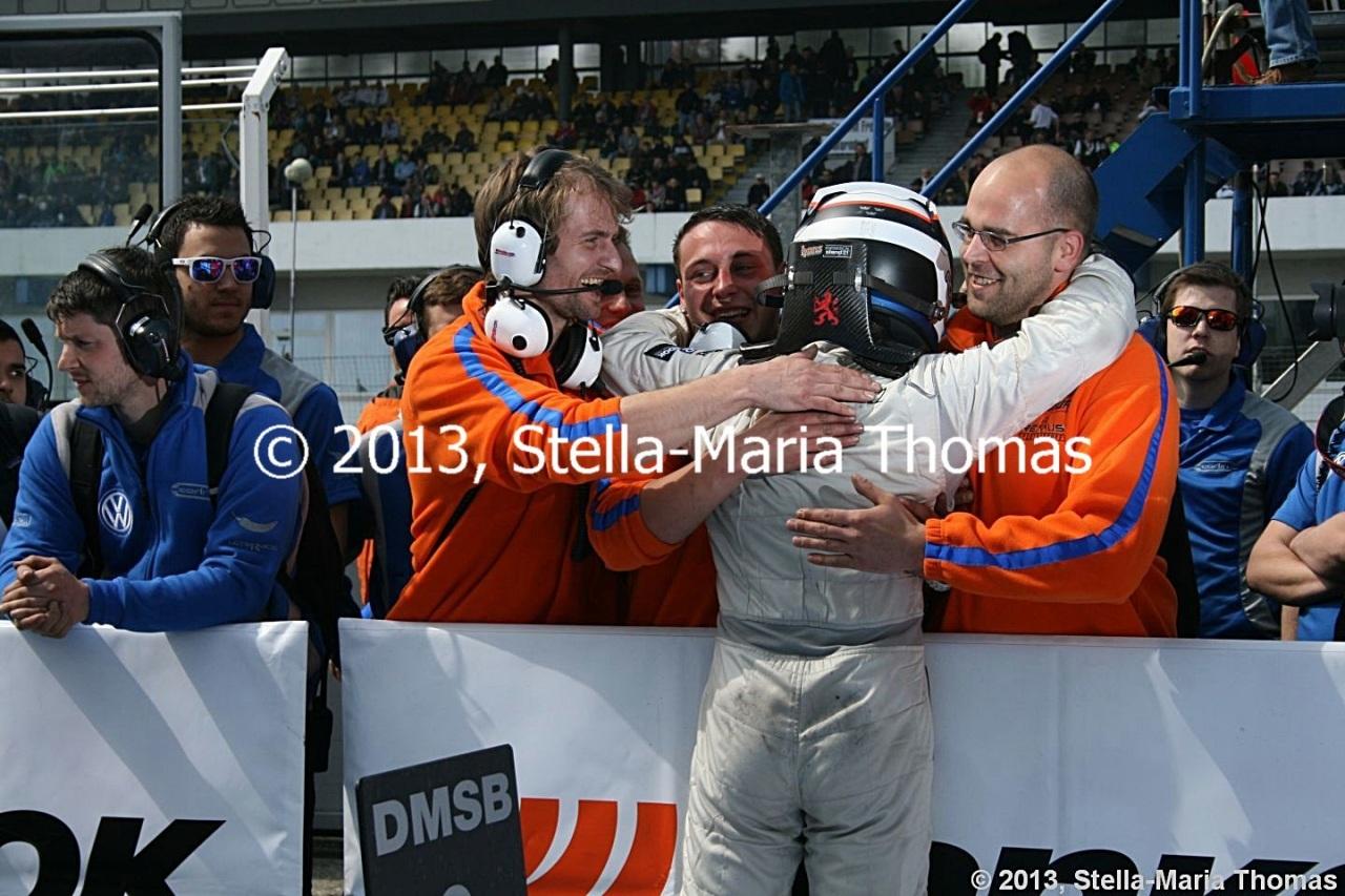 2013 FIA Formula 3 European Championship Round 9 – RaceResults
