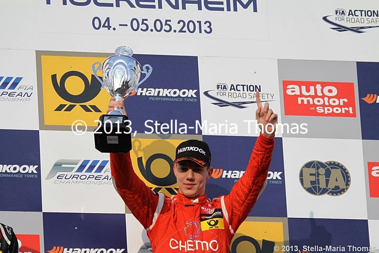 2013 FIA Formula 3 European Championship Round 8 – RaceReport