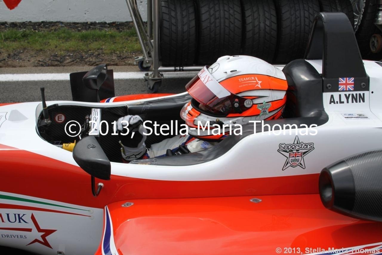 2013 FIA Formula 3 European Championship Round 10 –Grid