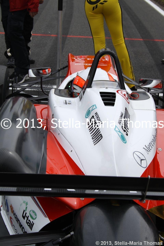2013 FIA Formula 3 European Championship Round 11 –Grid
