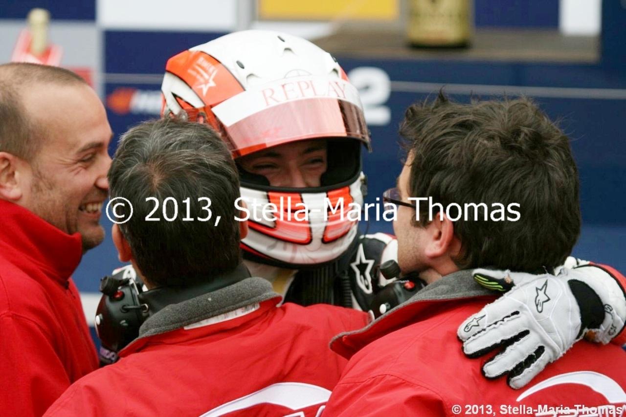 2013 FIA F3 European Championship Round 10 – RaceReport