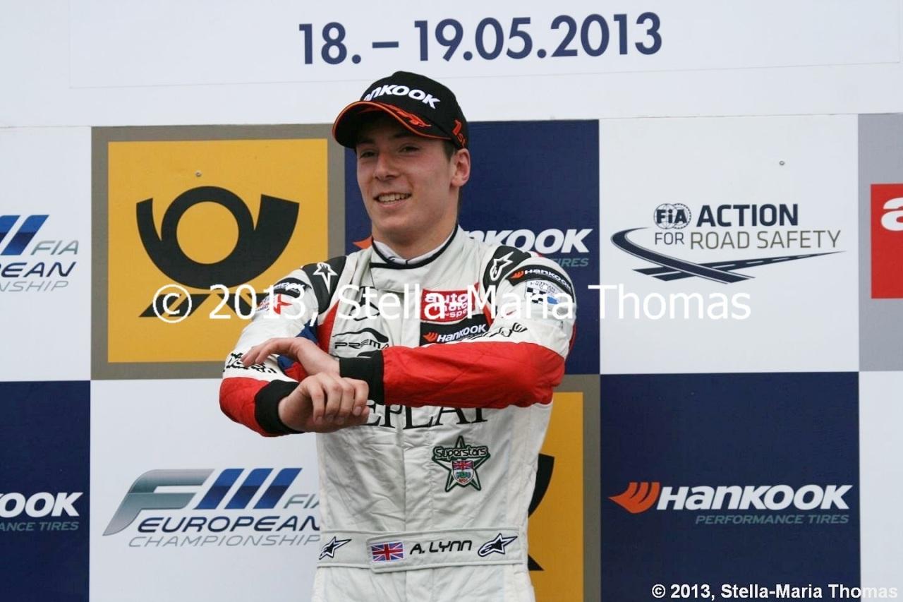 2013 FIA Formula 3 European Championship Round 10 – RaceResults