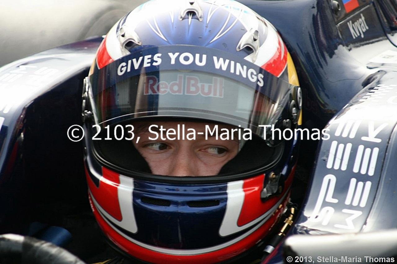 2013 FIA Formula 3 European Championship Round 13 –Grid