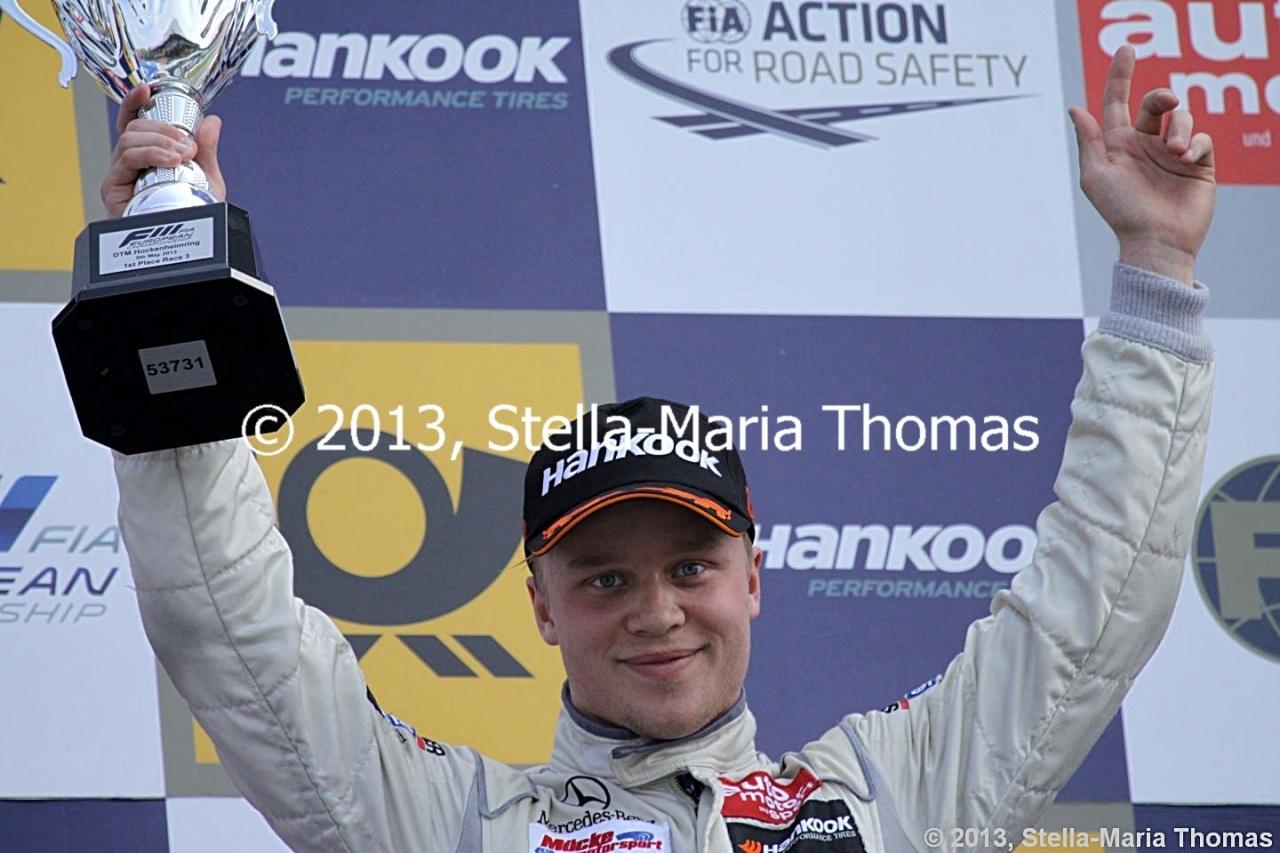 2013 FIA Formula 3 European Championship  Round 14 – RaceResults