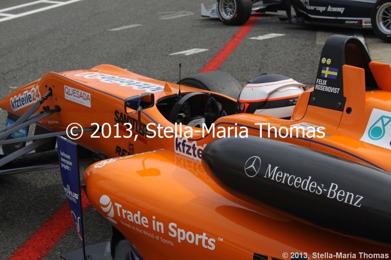 2013 FIA Formula 3 European Championship  Round 15 – RaceResults