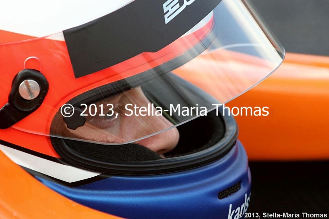 2013 FIA Formula 3 European Championship Round 16 –Grid
