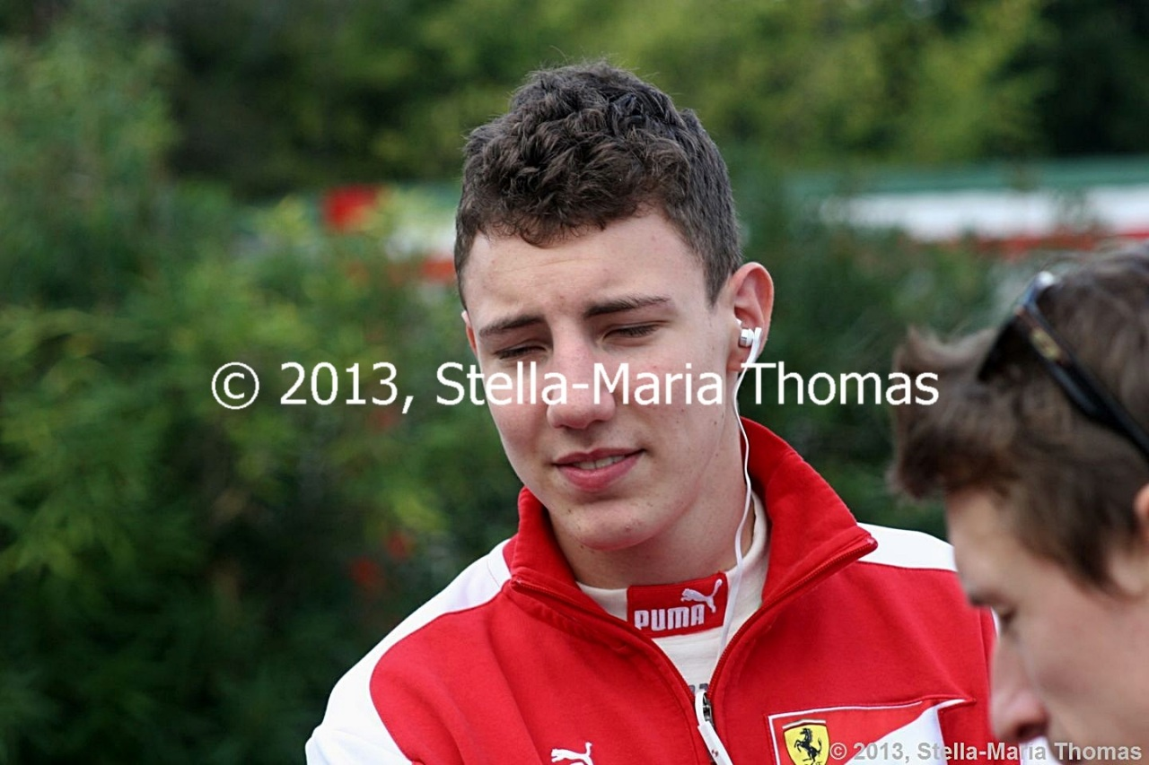 2013 FIA Formula 3 European Championship  Round 17 –Grid