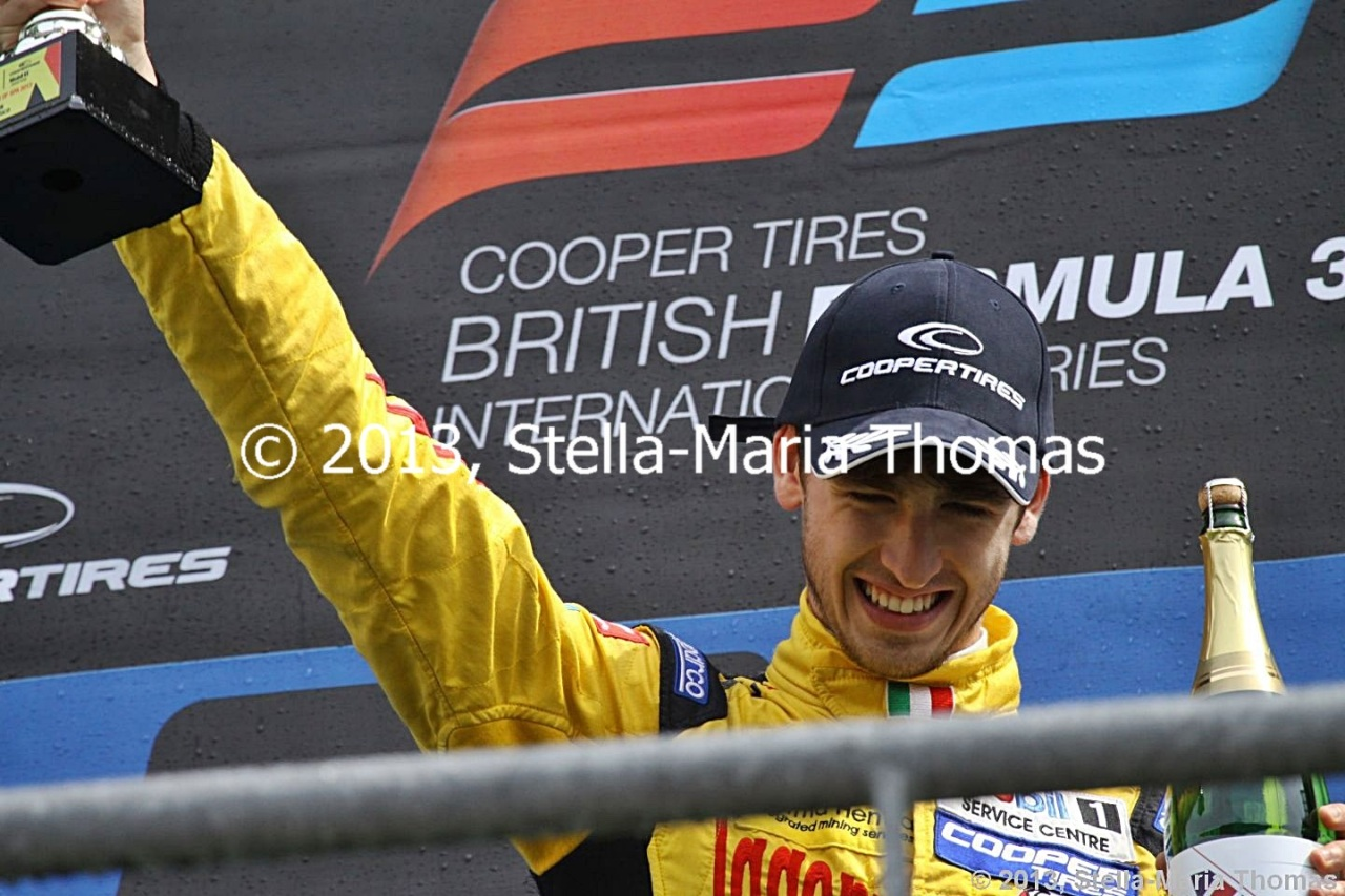 2013 Cooper Tires British F3 International Series Round 6 – Race Results