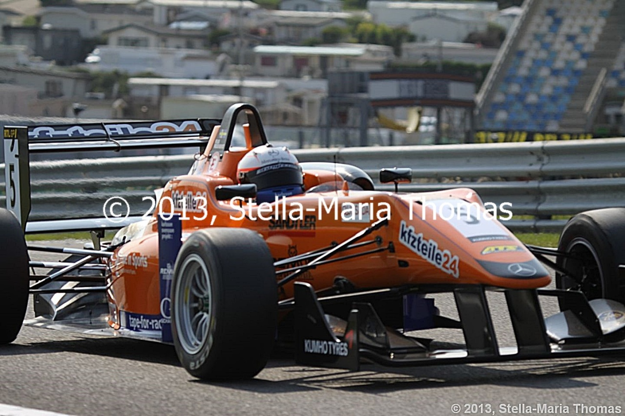 2013 RTL GP Masters of Formula Three – First Qualifying Results