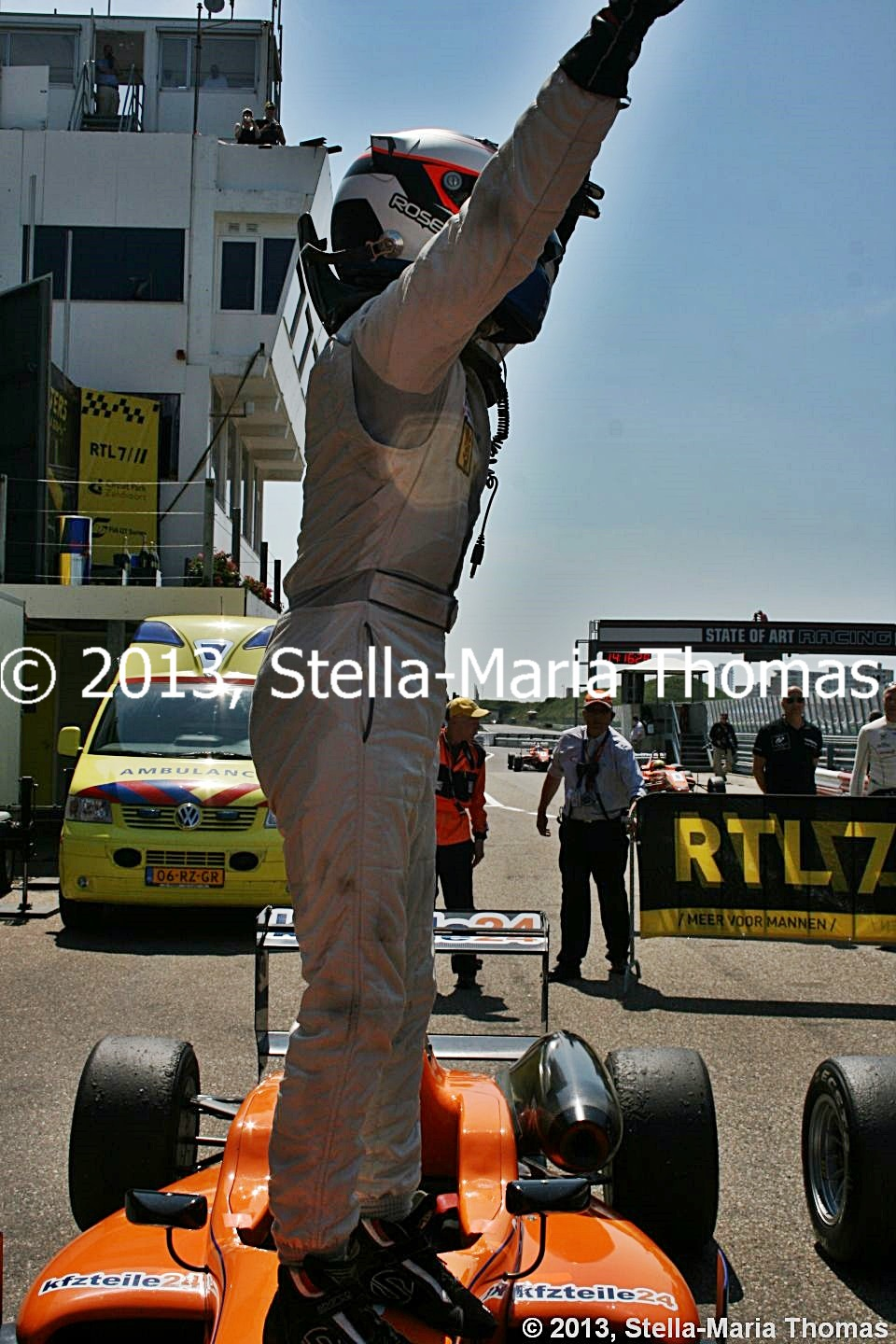 2013 RTL GP Masters of Formula Three – Race Report